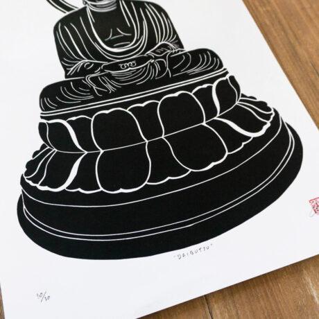 linogravure-daibutsu-japon-4