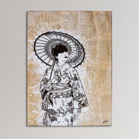 tableau-japon-collage-geisha-1