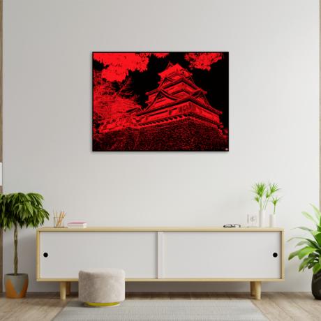 tableau-japon-kumamoto-jo-1