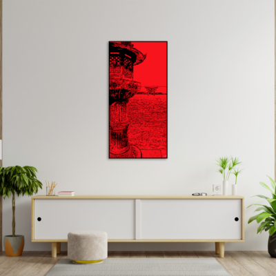 tableau japon miyajima