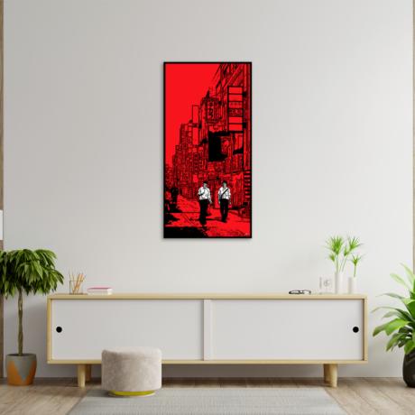 tableau-japon-promenade-a-tokyo-1