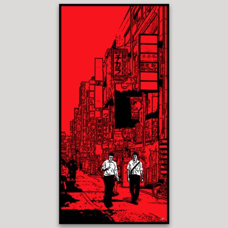 tableau-japon-promenade-a-tokyo-2