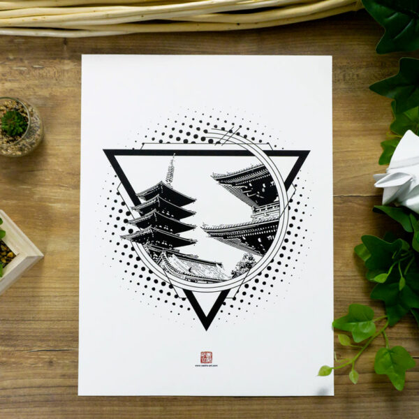 Poster asakusa