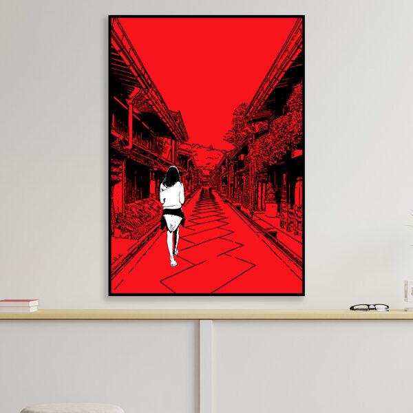 tableau japon takayama